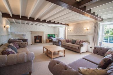 The Grange - Lounge