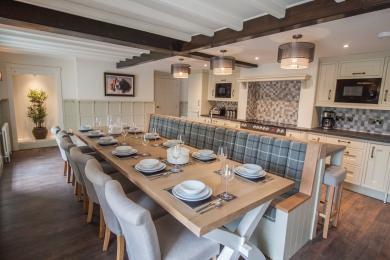 The Grange - Kitchen
