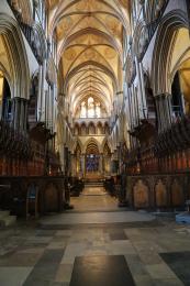 The Choir Stalls