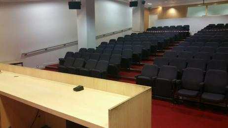 Press Conference Room Seating