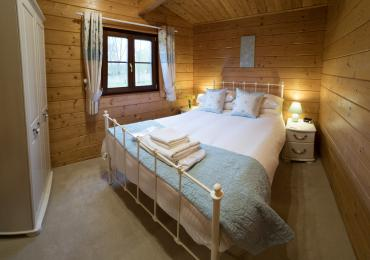 Second bedroom - Woodpecker Lodge
