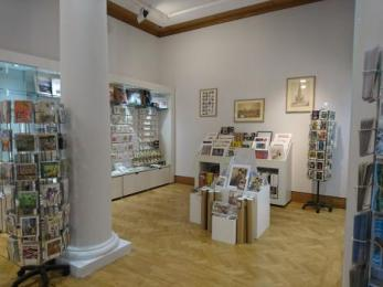 City Art Centre shop