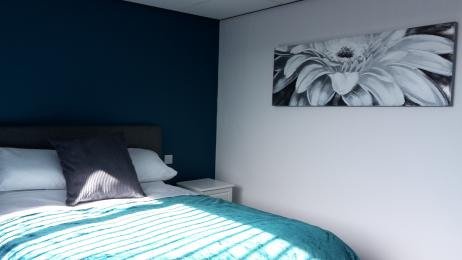 Bumble bedroom