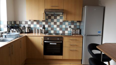 Bumble kitchen.
