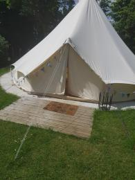 Festival Tent - Exterior