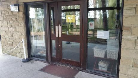 Front Entrance / Exit Door