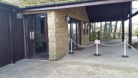 Entrance / Exit Door