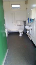 Disabled Toilet - Internal