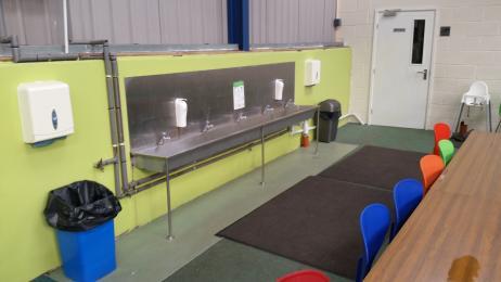 Handwashing Facilities