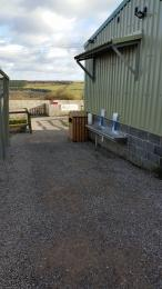 Gravel Path to The Paddocks/Crazy Golf & Bouncy Pillows