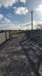Gravel Path to the Animal Paddocks