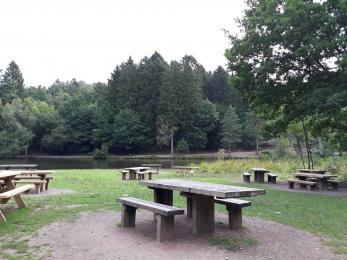 Main picnic site