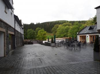 Grizedale Courtyard