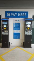 Pay & Display machines in Foxhall Road Car Park