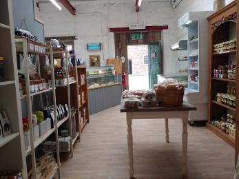 Inside the Cheese Shop