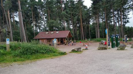 GoApe cabin