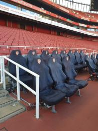 Pitchside Seating