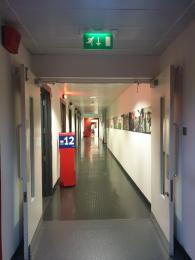 Flash Interview Room Corridor