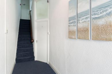 Entry to apartment 1