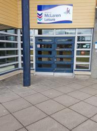 Photo of main entrance