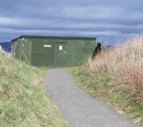 Waterston hide