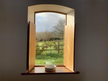 Window Frame Contrast