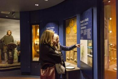 Anglo-Saxon gallery