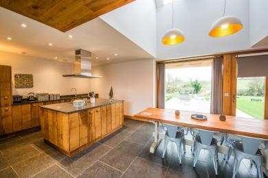 The Hay Loft - Kitchen