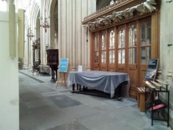 Abbey Interior