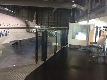 Platform access to Concorde