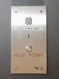 Help point button