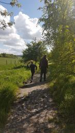 Accessible farm trail