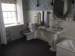 Room 8 Wet Room Bathroom
