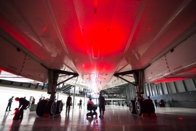 Under Concorde