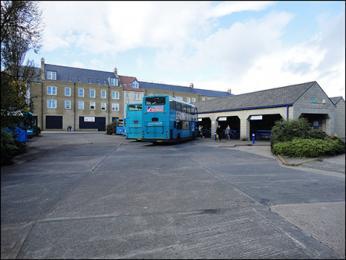 Alnwick Bus Station