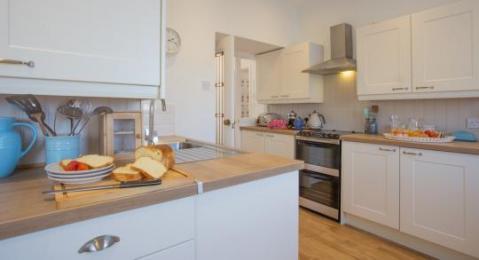 Ambler's Retreat Kitchen