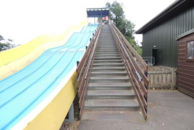 Astroglide slide steps