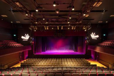 Main auditorium towards stage