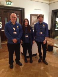 Birmingham Museum & Art Gallery Enabler Team