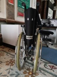Free wheelchair use at Birmingham Museum