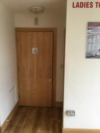 Accessible Toilet Access