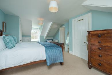 Master Bedroom for Heron House