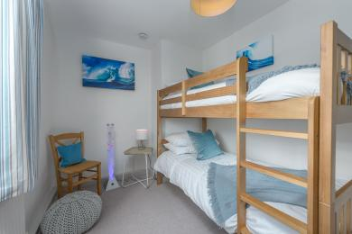 Bedroom Two, Bunk Bed Room, First Floor
