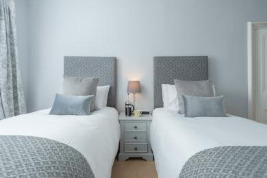 Bedroom 3 for Heron House