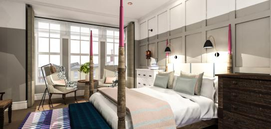 Bedroom Example 1
