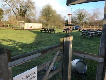 Beer Garden Play Area