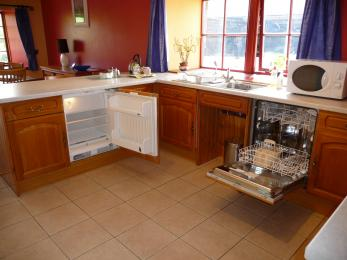 The Beltie Byre Self Catering Cottage Kitchen