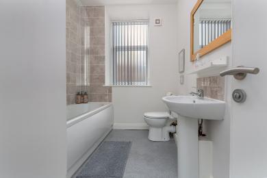 Bathroom in Bolero Apartment