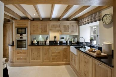 The Byre kitchen from Cottage in the Dales in the Yorkshire Dales National Park