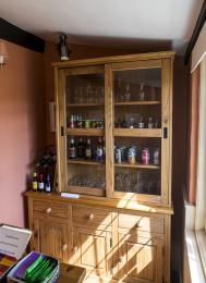 Edale House- Honesty Bar